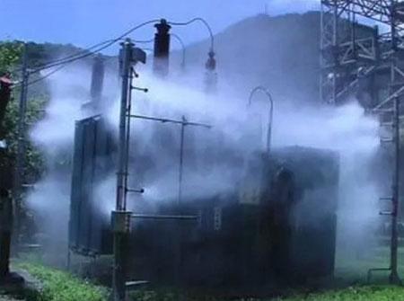 烟雾灭火系统